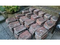 Pantiles Qty 188 Reclaimed Red clay
