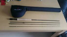 NEW DIAMONDBACK FLAWLESS ROD 8ft 3WT