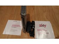 Wireless ADSL Router works with Sky Broadband only 802.11b/g mint condition Newbury 07721031192 £13