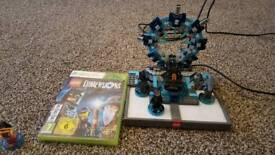 Lego Dimensions Xbox 360 starter pack £30
