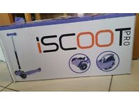 iScoot Pro Purple *brand new in box*