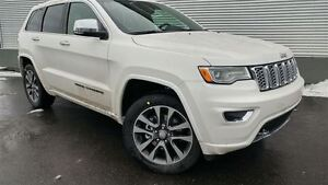 2017 Jeep Grand Cherokee Overland + Cuir, Roues 20 PO+