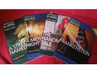 English Literature Revision Guides