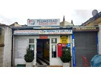 Office space or storage availabel good location and secured place at plumstead station/high street