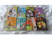 Full set of Mr Gum books