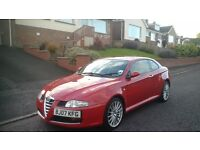 Alfa GT 1.9 JTDM Lusso Diesel, Full Alfa leather interior, BOSE sound system, Bluetooth Phone