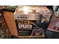 Ronseal Power Sprayer £15 ovno