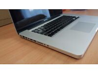 "MacBook Pro 15"" Great Condition - 2.53 GHz, mid-2009, 1TB Storage, Hard Disk from 2011"