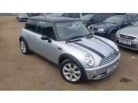 MINI Hatch 1.6 Cooper 3dr, FULL SERVICE HISTORY, HPI CLEAR, LONG MOT, 2 KEYS, LADY OWNER FROM NEW