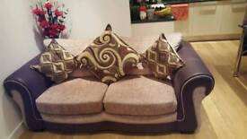 Albion 2 and 4 Seater Pillow-back Lounger Sofas