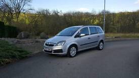 ## reduced## Vauxhall zafira 1.9 cdti diesel 7 seater