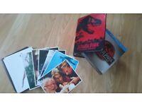 Jurassic park ultimate trilogy blu ray boxset