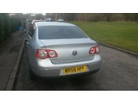 Long mot, VW VOLKSWAGEN PASSAT 1.9 DIESEL 2006 SALOON DRIVES SMOOTH