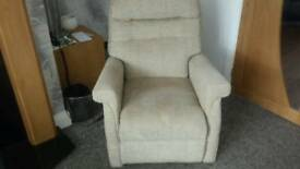Rise and Reclining chair