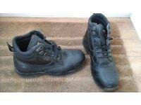Dr Martin steel toe cap boots