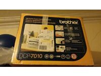 DCP-7010 Brother laser printer/photocopier/scanner