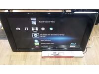 "Samsung 40"" Full HD Freeview LCD TV £80"