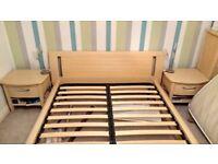 Kingsize Bed Kingstown Furniture Opus Range