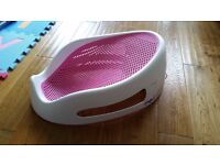 Angelcare Baby Bath Seat - PINK