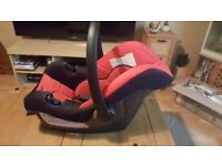 Baby Car Seat 0 - 9 months approx