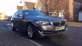 2010 BMW 520D, MOT - MAY 2018, 85K MILEAGE, FULL SERVICE HISTORY, SAT NAV, FULL LEATHER