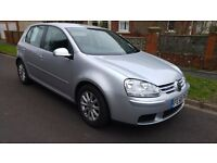 VW Golf 1.9 TDi BlueMotion Match Edition 5dr