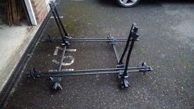 Halfords Advanced roof mounted cycle carrier