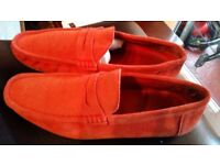ITALIAN CRAFT HANDS SHOES in leather AMAZING CONDITION ONLY 5£!!!! SIZE 44