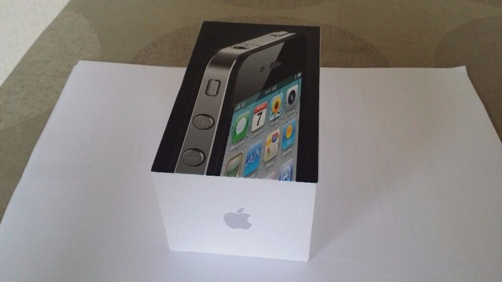 Apple IPhone 4 Box Only