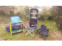 Tent - Family size AND accessories