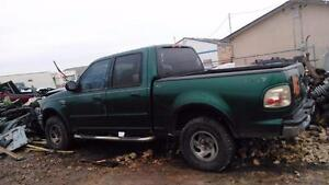 Parting out a 2001 f150 lariat