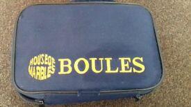 Boules set