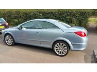 VAUXHALL ASTRA DESIGN TWINTOP 1.9CDTI 150bhp COLOUR BLUE