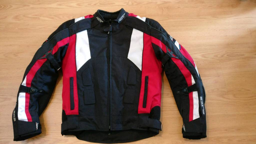 RST Slice textile jacket & trousers