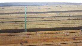 195 fencing rails
