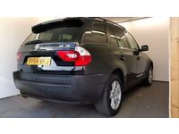 2004 | BMW X3 | 2.5 i SE 5dr | 11 Months MOT | Leather Seats | Full Service History