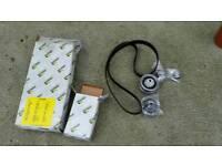Cambelt kit and tensioner 1.9 tdi pd engine vw audi skoda seat brand new unused
