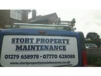 Stort property maintenance