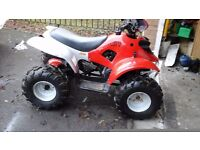 Quad bike 90cc