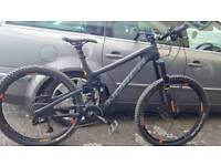 Norco Sight carbon C7.4 2015 full suspension mountain bike