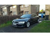 Audi A8 - 2003 - Financial Write-Off
