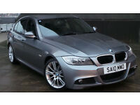 2010 10 BMW 318I 2.0 M SPORT BUSINESS EDITION 57K (PART EX WELCOME)***FINANCE AVAILABLE***