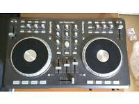 DJ Decks and Monitor