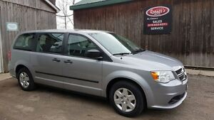 2013 Dodge Grand Caravan SE, Certified and Etested