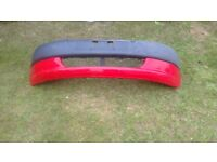 FRONT BUMPER FOR TOYOTA YARIS 1999-2004
