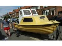 40hp boat