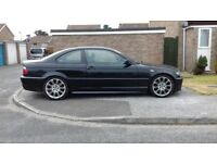 BMW 330 ci Msport 6 speed manual