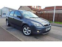 FORD FOCUS 2.0 TDCI DIESEL ZETEC **1 Yrs Mot A Very Nice Economical Clean Car**