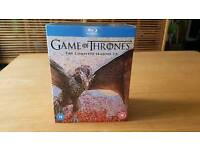 Game of Thrones Blu-ray the complete seasons 1-6