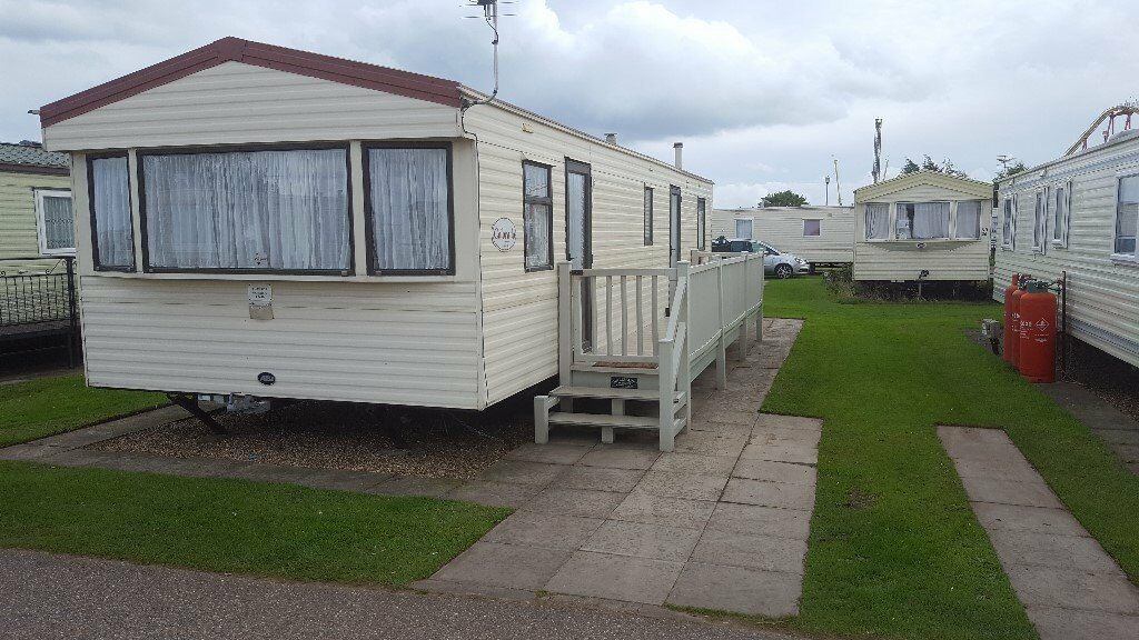 CARAVAN TO RENT END OF SEASON SALE SAVE UP TO £35 PW INGOLDMELLS/SKEGNESS 3 BEDROOM GREAT LOCATIONS